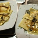 House made Pumpkin Ravioli